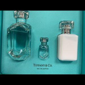 Sold Tiffany and co gift set I bought the last two
